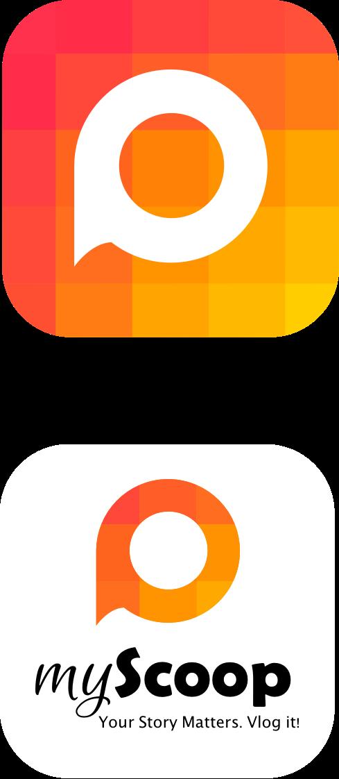 logo app myScoop